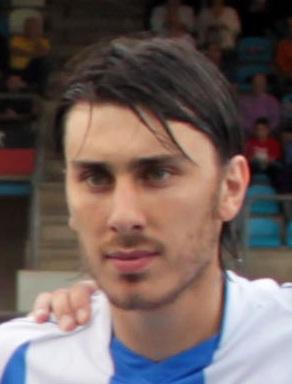 Marcos Arango Alonso, nacido en Corvera (04-02-1989). Central con buena planta y proyección. Formado en las categorías inferiores del Real Avilés, ... - marcosarango