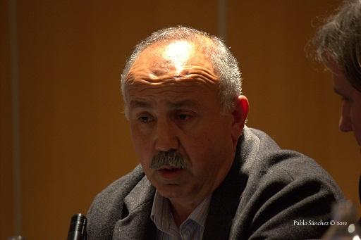 Víctor Holguera